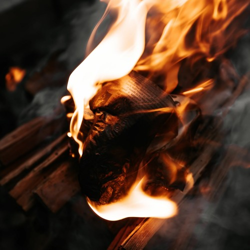 Campfire Stories 93 (Lost Words) by Bohdan