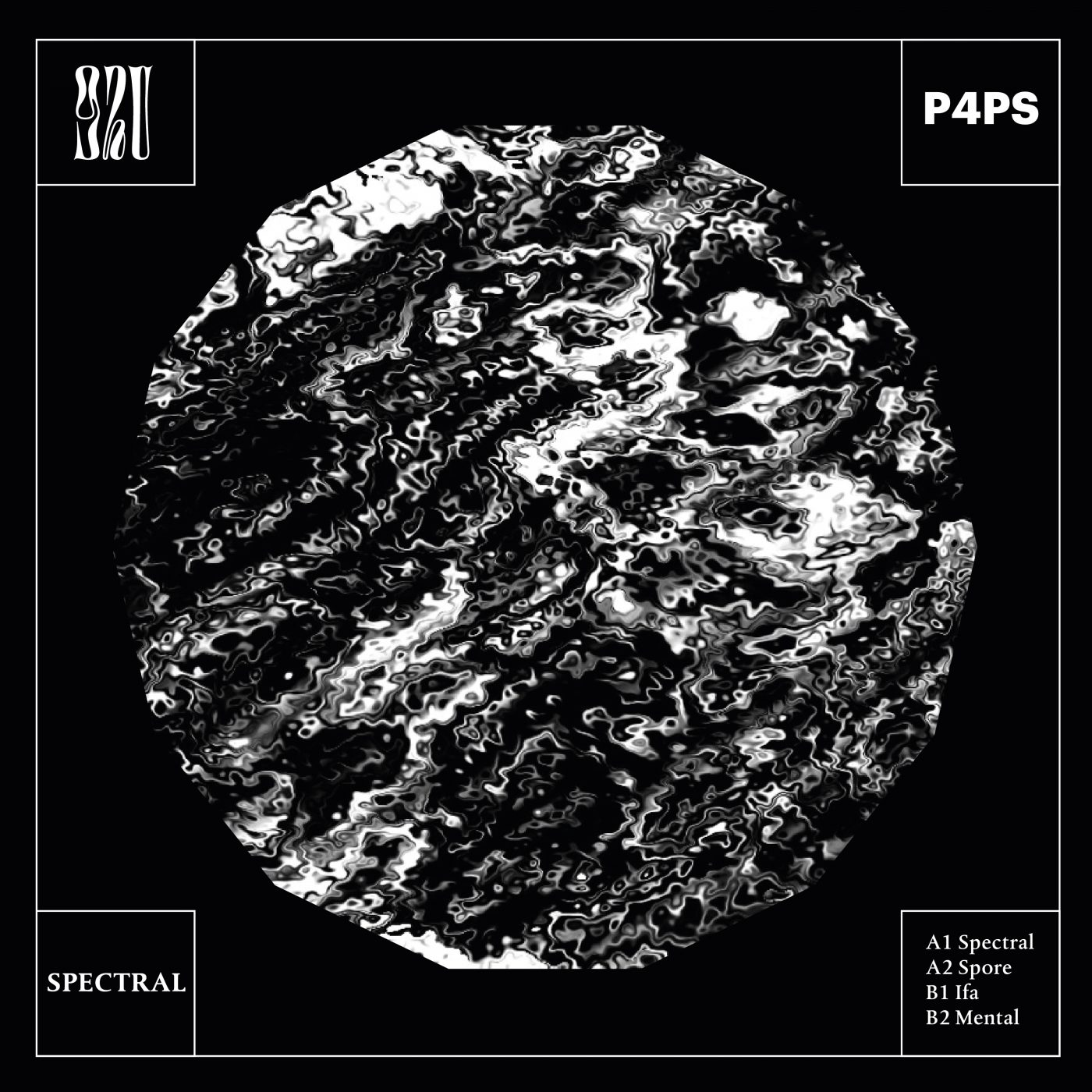 P4PS - Spectral [92U Records]